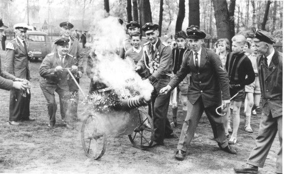 Gründung des Kanonenzuges 1959