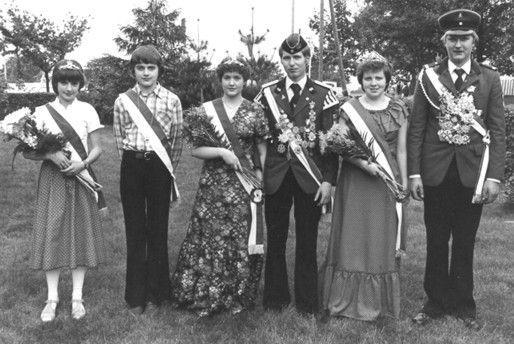 Jubiläumskönige 1979